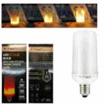 E27 LED 4W FIRE FLAME