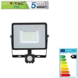 Προβολείς LED Με ανιχνευτή κίνησης