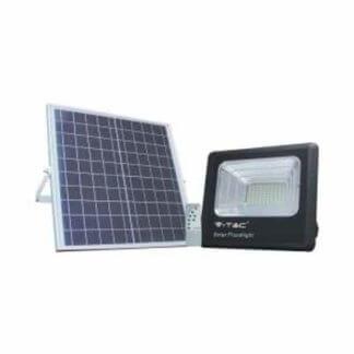 Προβολείς LED ηλιακοί